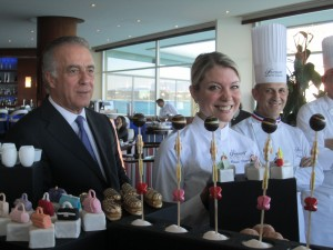 Xavier Rugeroni, Chef Verneil, Chef Phillipe Joannés