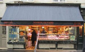 Maison Guyard store front