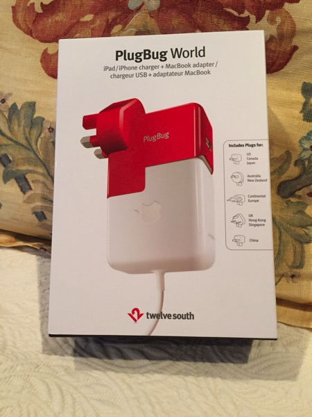PlugBug Converter Plug for Paris