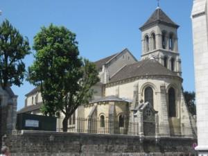 st peter chapel of montmartre