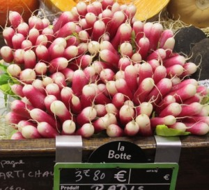 radishes au verger d'alice