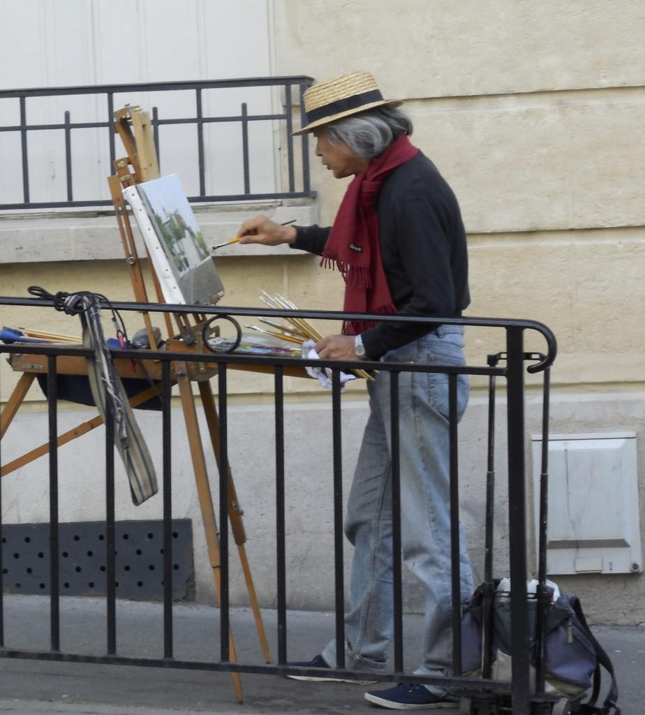 artist montmartre
