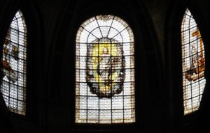 saint sulpice window