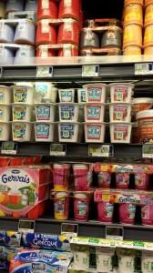 yogurt at the real mccoy margo