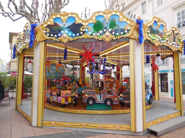 carousel menton