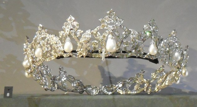 Princess Grace's tiara