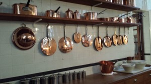 Wall of Copper