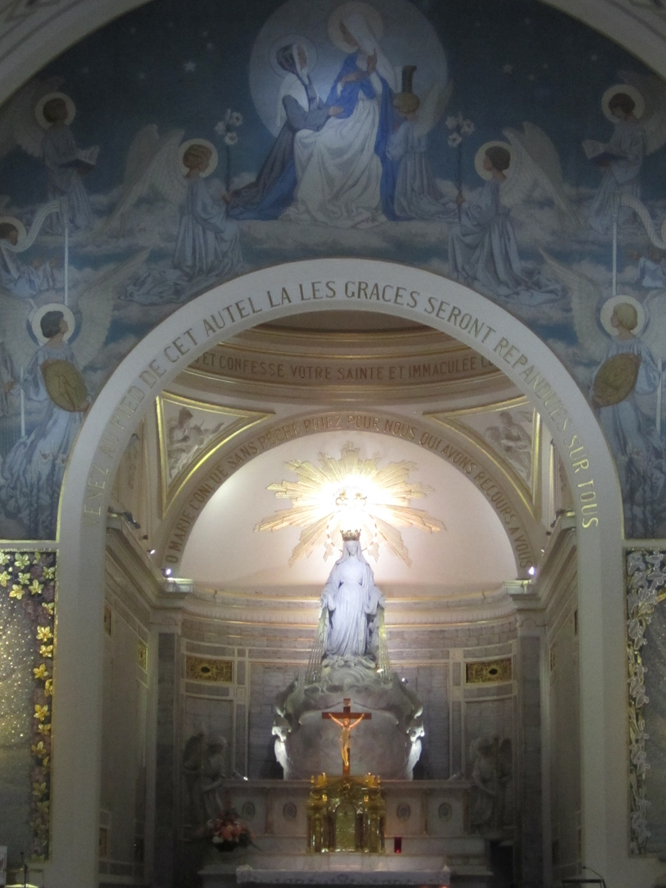 Chapel of the Miraculous Medal, Paris