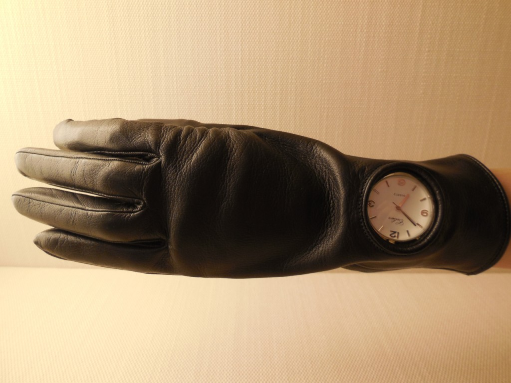 Perrin glove watch