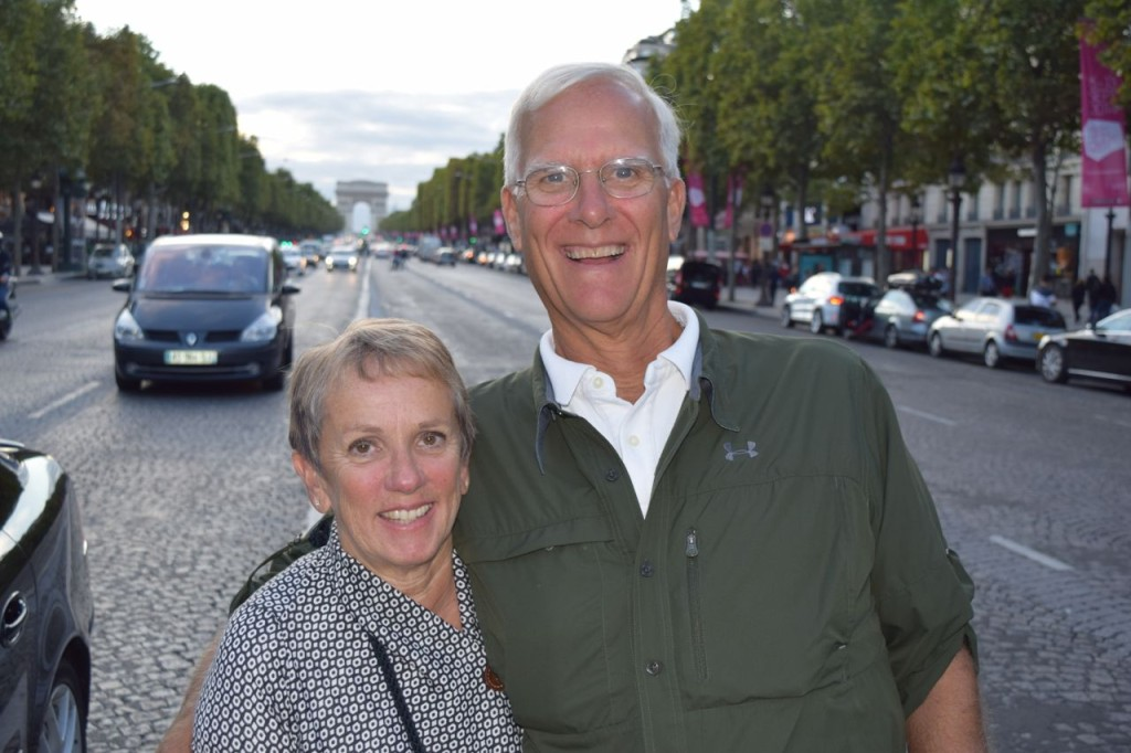 Nancy and Terry Sheffield