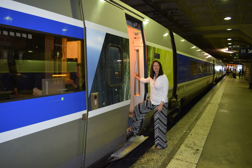 To me, Rail Europe is the best way to get from Paris to Bordeaux.