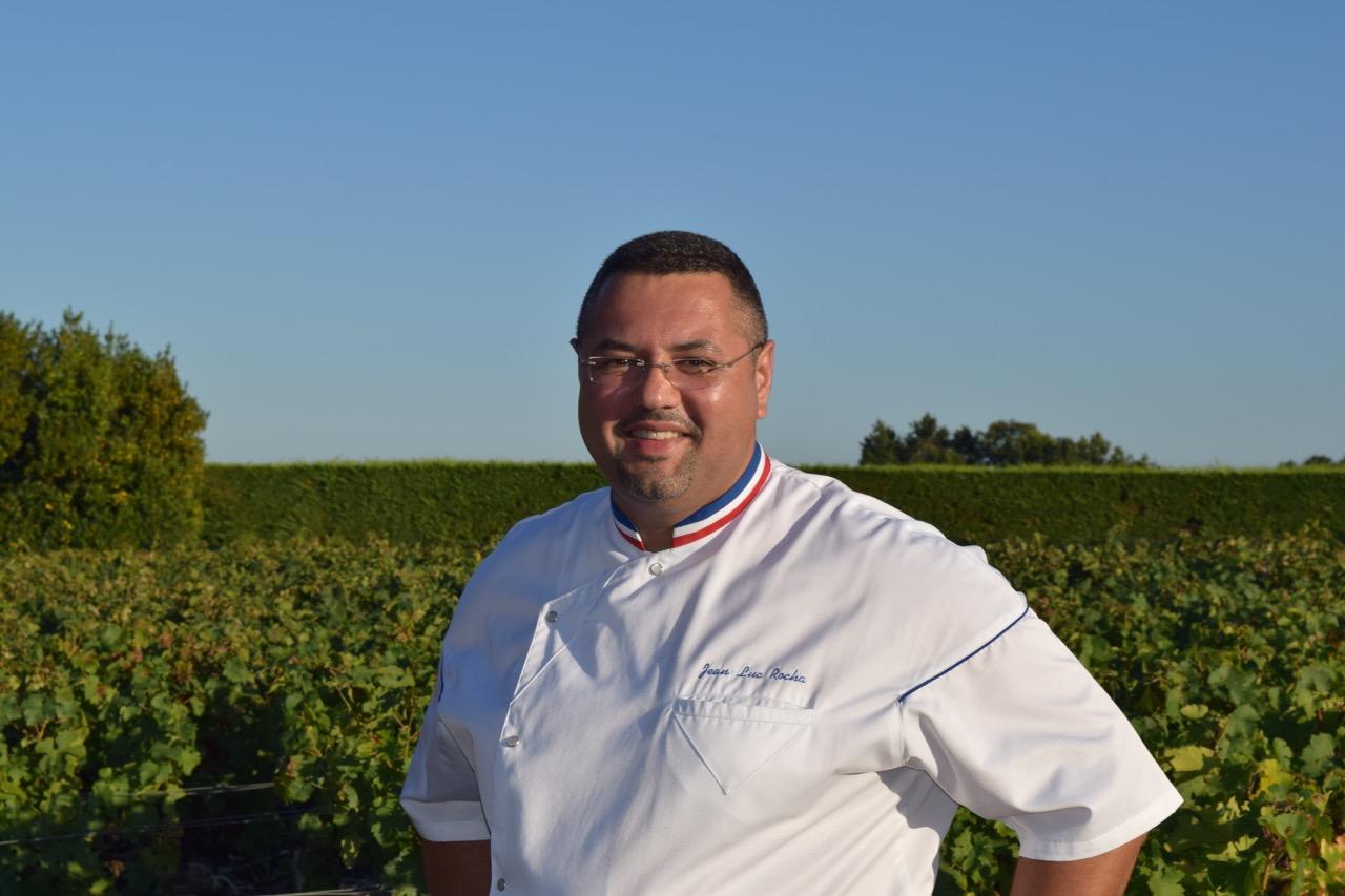 Chef Jean-Luc Rocha