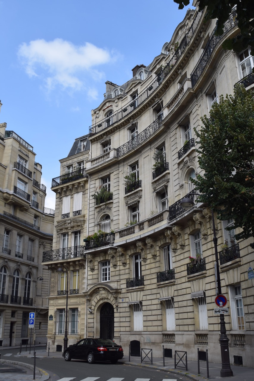 Weekend in paris a non tourist walk in paris 16th for Appart hotel 5eme arrondissement paris