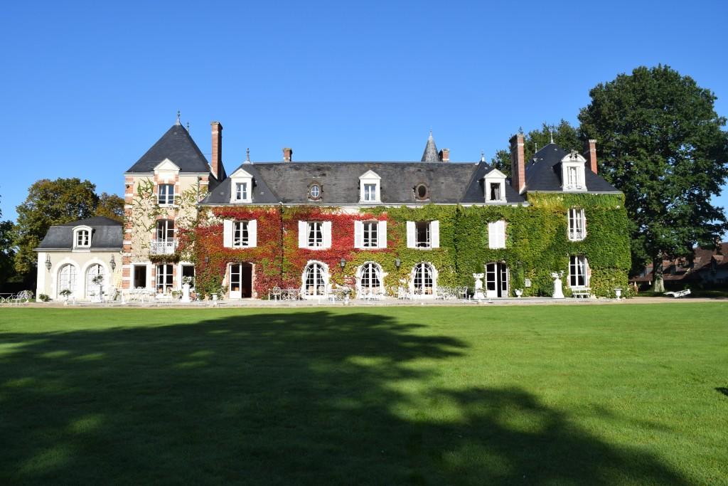 Château des Hauts de Loire